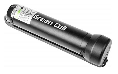 Batería bicicleta eléctrica Green Cell PRO Bottle 5Ah 36V