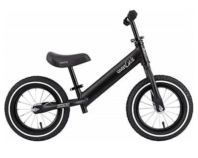 Bicicleta sin pedales iWatCycle