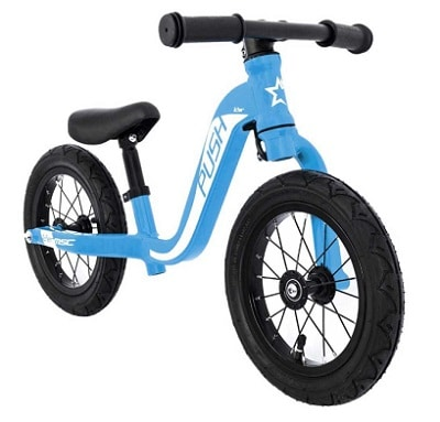 Bicicleta sin pedales MSC