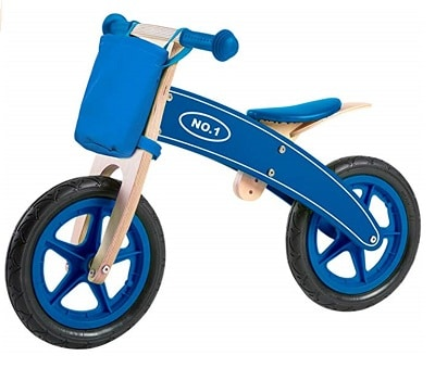 Bici madera sin pedales Color Baby