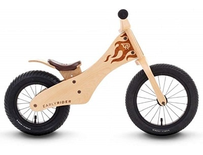 Bicicleta de madera sin pedales Early Rider Classic