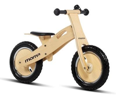 Bici de madera sin pedales Moma