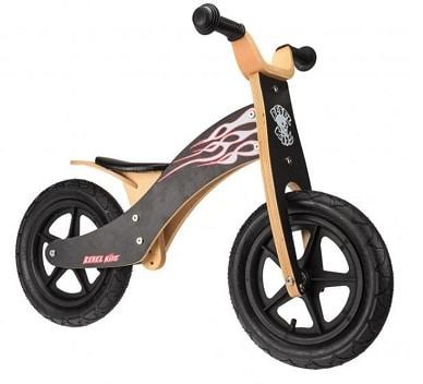 Bicicleta de madera sin pedales Rebel Kidz