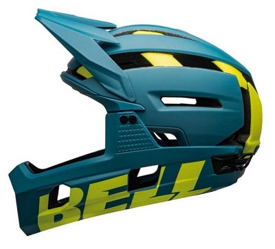 Casco enduro MTB Bell Super Air R MIPS