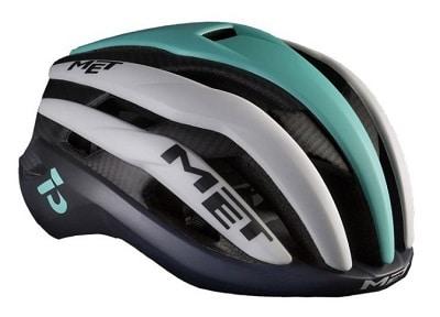 Casco bici carretera MET Trenta 3K Carbon