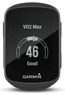 VO2 en el GPS Garmin Edge 130