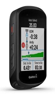 Botones del ciclocomputador GPS Bicicleta Garmin Edge 530