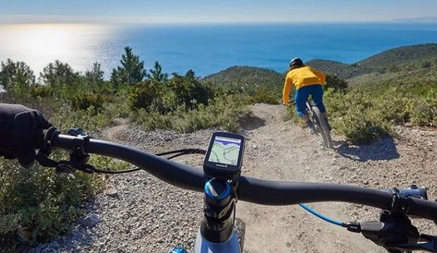 Ciclocomputadores GPS para bicicleta