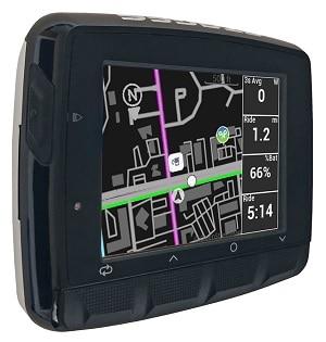 Mapas en el ciclocomputador GPS para bicicleta Stages Cycling Dash L50