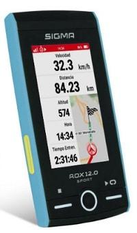 GPS MTB Sigma Rox 12.0 Sport