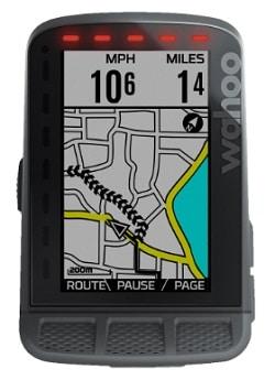 Rutas en el GPS MTB Wahoo Elemnt Roam