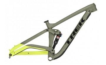Cuadro de bicicleta MTB