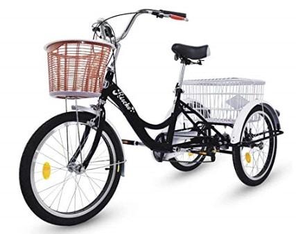 Bicicletas cargo o triciclos