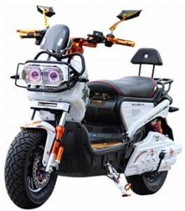 Moto scooter electrico Citycoco Personality