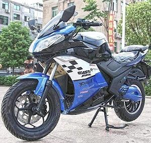 Moto scooter eléctrico Suyanouz ZLX010