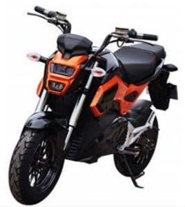 Moto scooter electrico Suyanouz GYH15