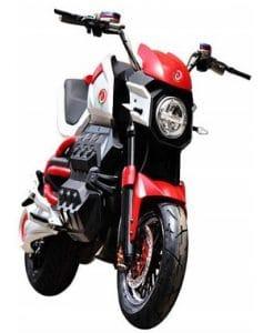 Moto Scooter eléctrico Suyanouz Phantom