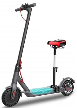 Patinete eléctrico con asiento GeekMe Scooter 250W