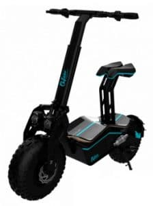 Patinete eléctrico matriculable con asiento Cecotec Outsider Demigod Makalu 1600W