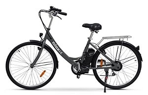 Bicicleta eléctrica de paseo barata Nilox X5
