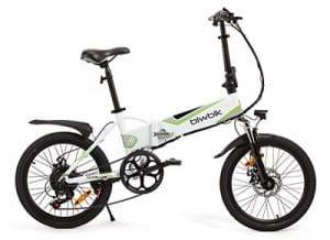 Bicicleta eléctrica plegable Biwbik Traveller