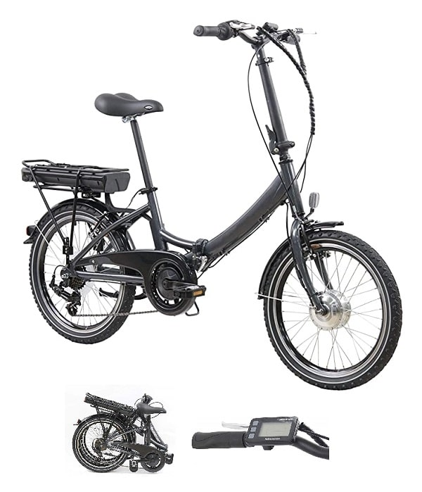 E-Bike plegable Schiano E-Star