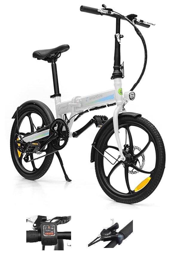 Bici plegable Smartgyro Crosscity