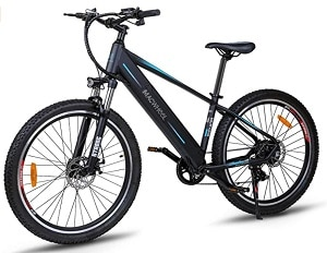 Bicicleta eléctrica de montaña barata Macwheel Wrangler 600