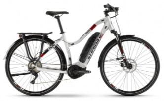 Bicicleta eléctrica híbrida