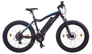 Fat bike NCM Aspen