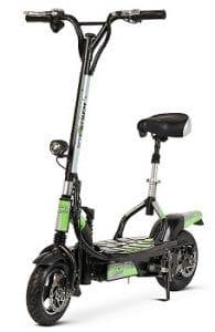 Patinete eléctrico con asiento Ubber Scoot 300