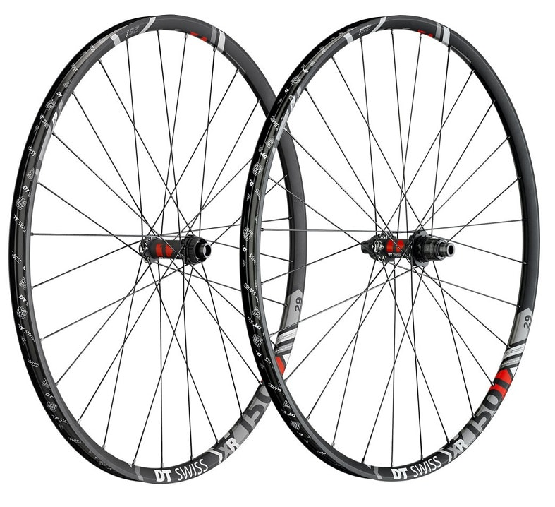 Ruedas DT Swiss XR 1501 SPLINE TWO