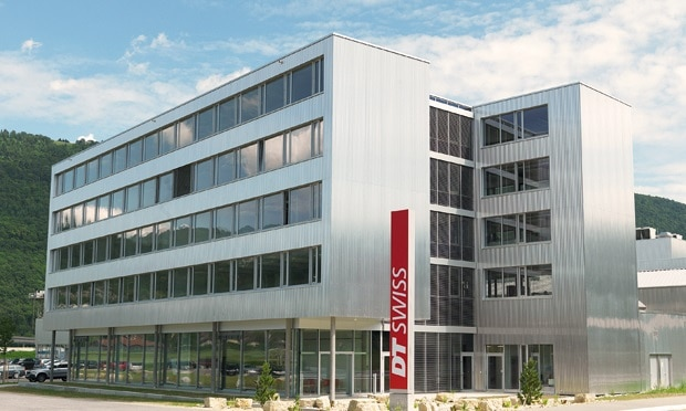 Sede de DT Swiss en Biel