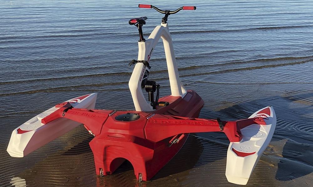 Bici eléctrica acuática Relax