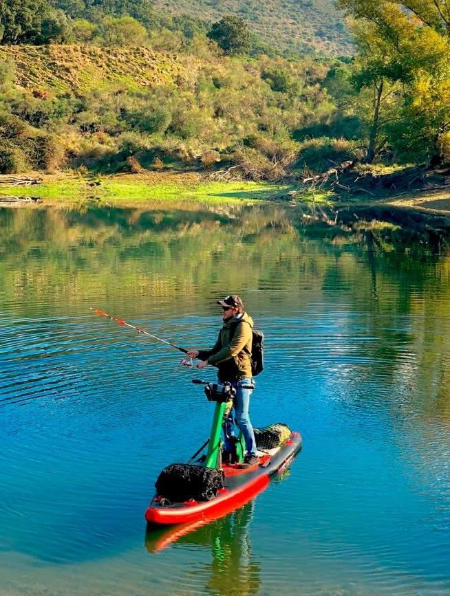Bici acuática RedShark Adventure