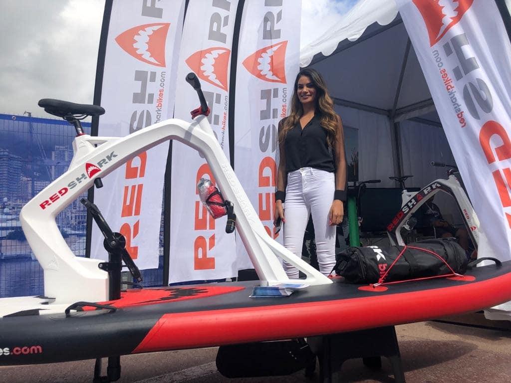 Exposición de RedShark Bikes