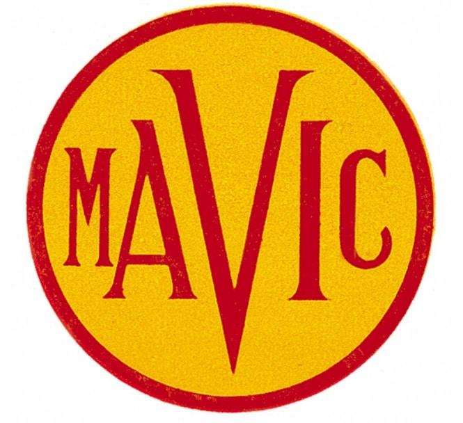 Logo de Mavic 1923