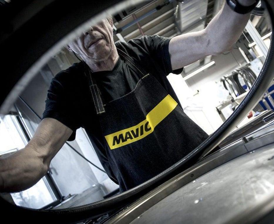 Reparación de ruedas Mavic