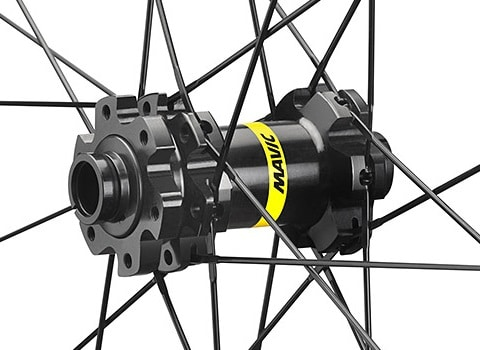 Buje delantero Mavic Crossmax Elite Carbon