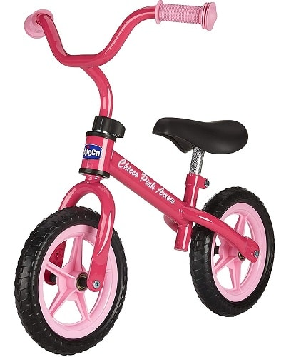 Bicicleta Chicco color rosa