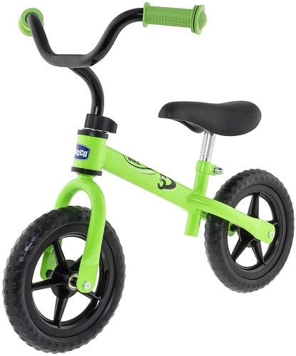 Bicicleta Chicco color verde lima