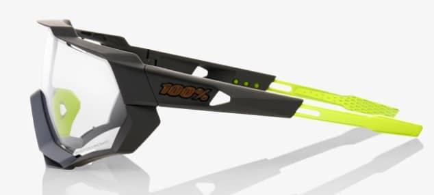 Patillas de las gafas fotocromáticas 100% Speedtrap