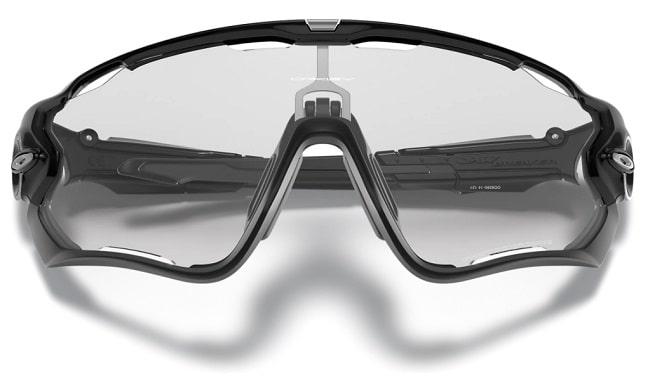 Lente panorámica de las gafas Oakley Jawbreaker