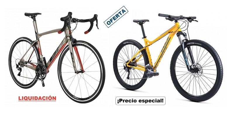 Outlet de bicicletas