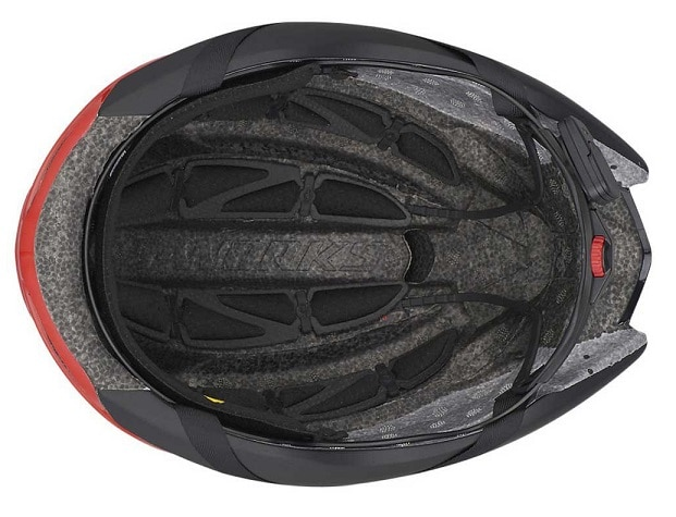 Interior del casco Specialized Evade ANGI MIPS