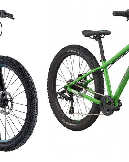 Bicicletas de 24 pulgadas para niños