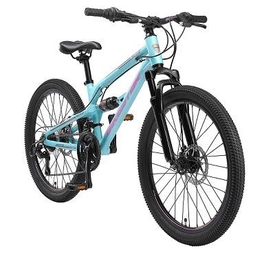 Bikestar City Cross 24 MTB niña