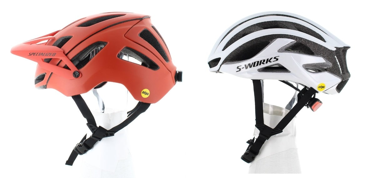 Cascos Specialized